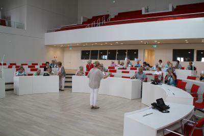 © Horst Leder - Plenarsaal im Landtag Brandenburg