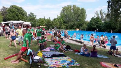 Foto zu Meldung: Rückblick auf das Schwimmbadfest des Fördervereins Schwimmbad Nienburg (Saale) e.V.