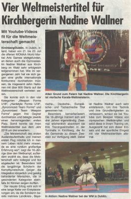 Auszug Wochenblatt 09.08.2017