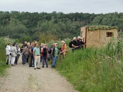 Foto zur Meldung: Fachgruppenexkursion nach Frose und Quedlinburg
