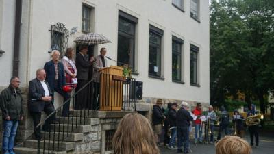 Vorschaubild zur Meldung: Wiesenfestnachlese - Rede von Pastoralreferent Herbert Punzelt am Wiesenfestmontag