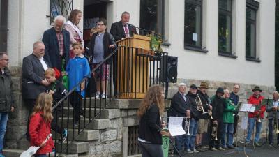 Vorschaubild zur Meldung: Wiesenfestnachlese - Rede des Ersten Bürgermeisters Stefan Busch am Wiesenfestmontag