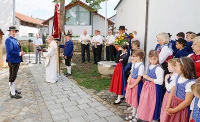 Jahrtag 2017 Trachtenverein Miltach