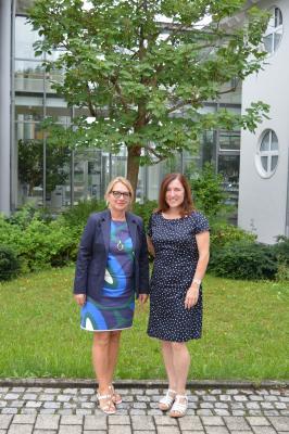 Vorschaubild zur Meldung: Die Tullaschule Rußheim unter neuer Leitung