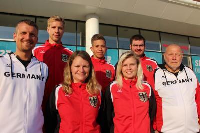 Foto zur Meldung: Sportlerinnen und Sportler des GSN erfolgreich in Samsun