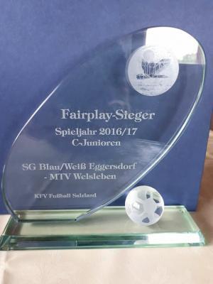Foto zur Meldung: SIEGER Fairplay!