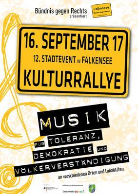 12. Falkenseer Stadtevent am 16. September
