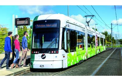 Foto zur Meldung: Einfach Einsteigen: Klimafreundliche Mobilität in Potsdam