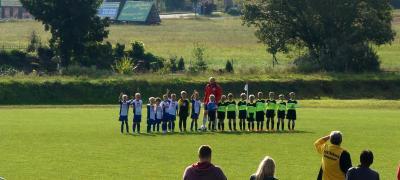Foto zu Meldung: F-Jugend gewinnt Derby gegen Ballenstedt mit 18:0