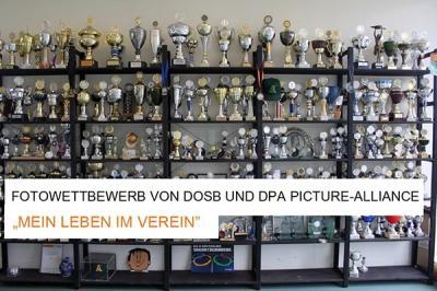 """Foto zur Meldung: Fotowettbewerb """"Mein Leben im Verein"""""""
