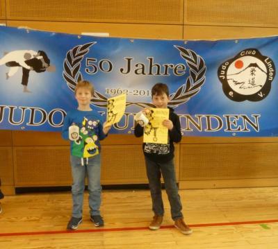 Foto zur Meldung: Bronze auf der Regions-Einzel-Meisterschaft U12 in Hannover-Linden