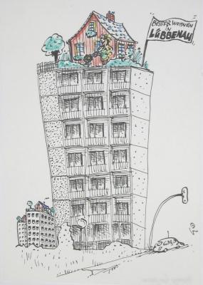 Karikatur: Harald Goldhahn