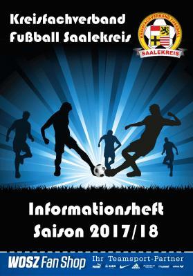 Foto zur Meldung: Ausgabe der Informationshefte des KFV Fußball Saalekreis
