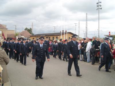 Vorschaubild zur Meldung: Falkenberg feiert 125 Jahre Freiwillige Feuerwehr - Höhepunkt: Festumzug am 16. September 2017