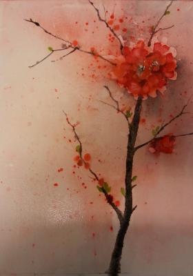 """Vorschaubild zur Meldung: Ausstellungseröffnung """"Malen macht glücklich"""""""