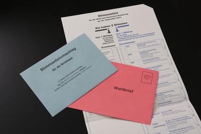 Foto zur Meldung: Wahlscheinbeantragung