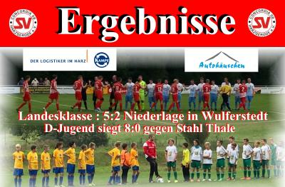 Foto zu Meldung: Sieg und Niederlage am Samstag für D-Jugend und 1. Herren