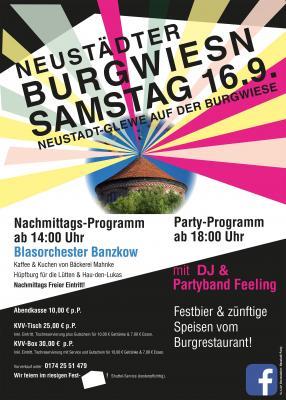 Vorschaubild zur Meldung: Liebe Neustädter, die Burgwiesn kommt!!
