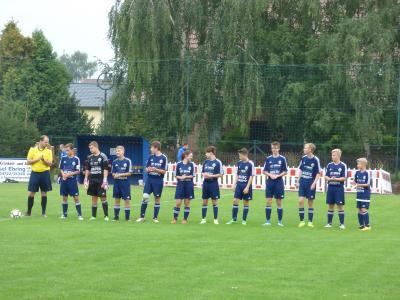 Foto zur Meldung: 3. Sieg C Jugend