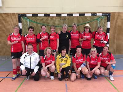 Foto zur Meldung: Thüringen Cup der AK 40  war ein tolles Erlebnis