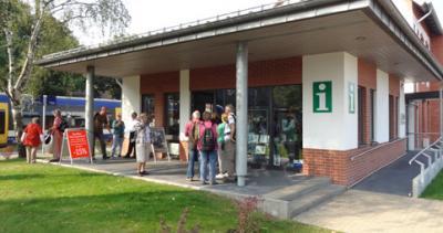 Foto zur Meldung: Informationen für Touristen in Rehfelde