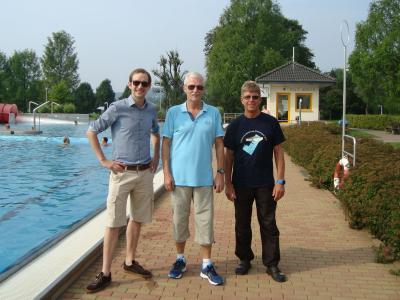 Foto: Nikolai Kailing, Wolfgang Reese, Bernd Gabrys