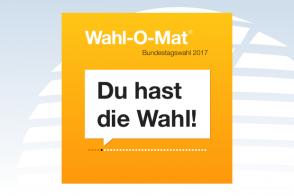 WAHL O MAT der bpb
