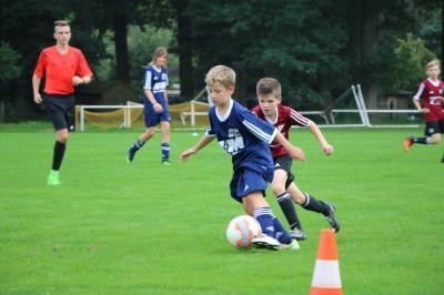Foto zur Meldung: D-Jugend - Im dritten Spiel drei Punkte eingefahren