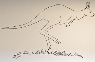Foto zu Meldung: Willkommen Känguru-Gruppe – Außenstelle von Eris Arche gestartet