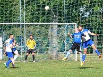 Foto zur Meldung: 1.Pokal vs. Preußlitz