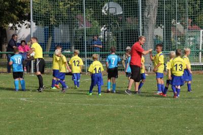 Foto zur Meldung: Derbysieg SG der E !