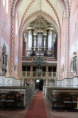 Foto zur Meldung: Orgelwandelkonzert am Tag des offenen Denkmals in den Klosterkirchengemeinden