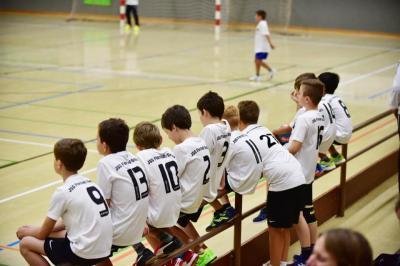 Foto zur Meldung: E-Jugend beendet Turniersaison wieder auf dem Treppchen - 3. Platz beim SV Rosbach
