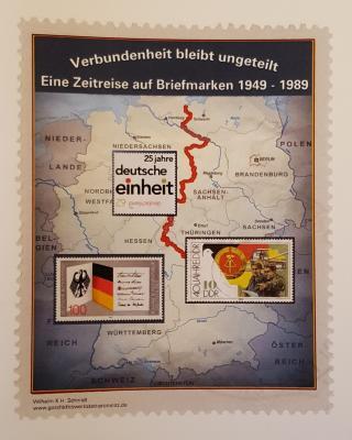 © Landkreis Teltow-Fläming -  Titelseite der Begleitbroschüre zur Ausstellung