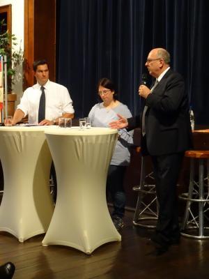 """Foto zur Meldung: Ministergespräch zum Thema """"Kinder, Familien und Kitas im Wandel neuer Herausforderungen"""""""