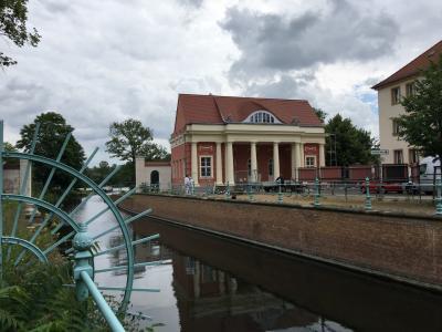 Foto zur Meldung: Die Kellertorwache und der Potsdamer Stadtkanal - Geschichte und Gegenwart