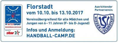 Foto zur Meldung: INTERSPORT Handballschule