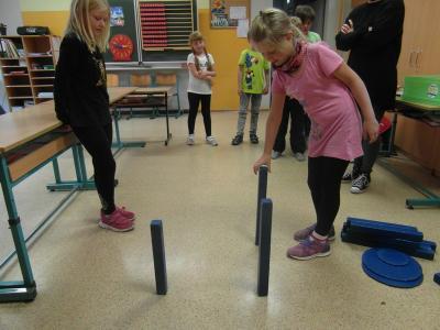 Foto zur Meldung: Projekttage in der Grundschule