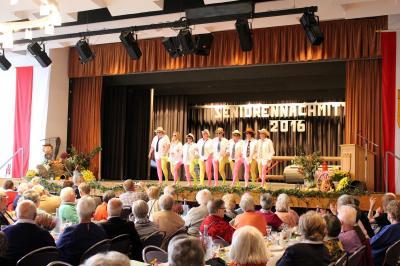 Viel Spaß und Unterhaltung bietet der alljährliche Seniorennachmittag der Stadt Sontra