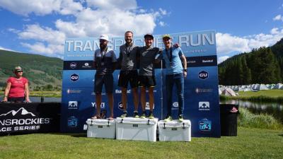 Foto zur Meldung: Erlebnisbericht von Moritz auf der Heide von den TransRockies Run 2017