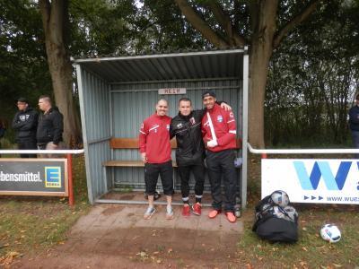 Foto zu Meldung: + + + 4. Spieltag Landesliga West + + +