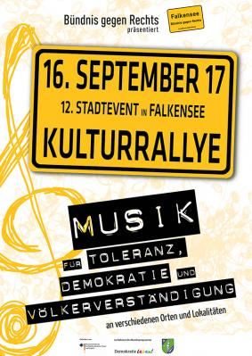 12. Falkenseer Stadtevent am 16. September
