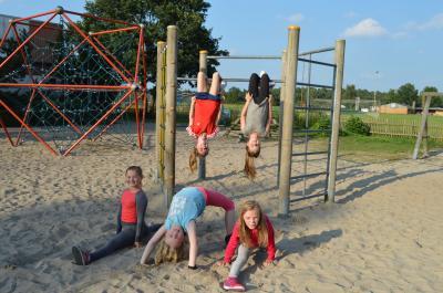 Foto zu Meldung: Kinder suchen ÜbungsleiterIn