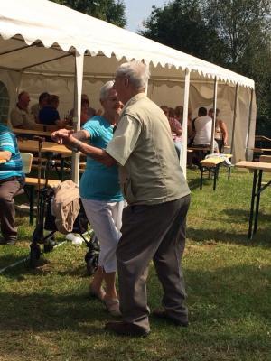Vorschaubild zur Meldung: Sommerfest in Bischofroda gut gelungen