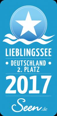 Vorschaubild zur Meldung: Scharmützelsee ist der 2t beliebteste See Deutschlands
