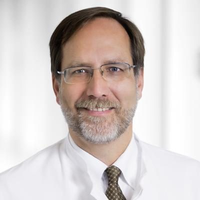 Sven Wacker, Oberarzt Innere Medizin
