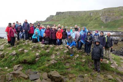 Irlandreise Miltach - Blaibach 2017