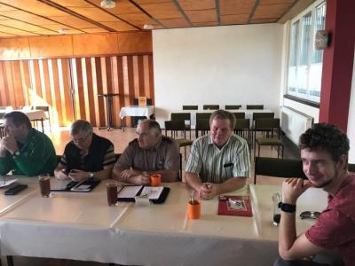 Foto zur Meldung: Mitteilung des Schiedsrichterausschusses
