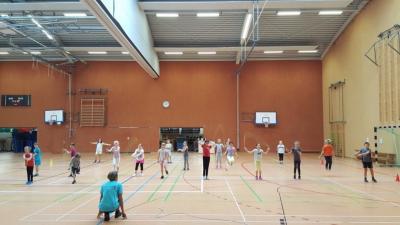 Vorschaubild zur Meldung: Skipping Hearts - Seilspringen macht Schule