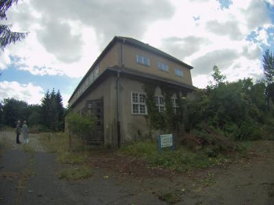 Vorschaubild zur Meldung: Ehemalige TÜV-Akademie in Bahrensdorf